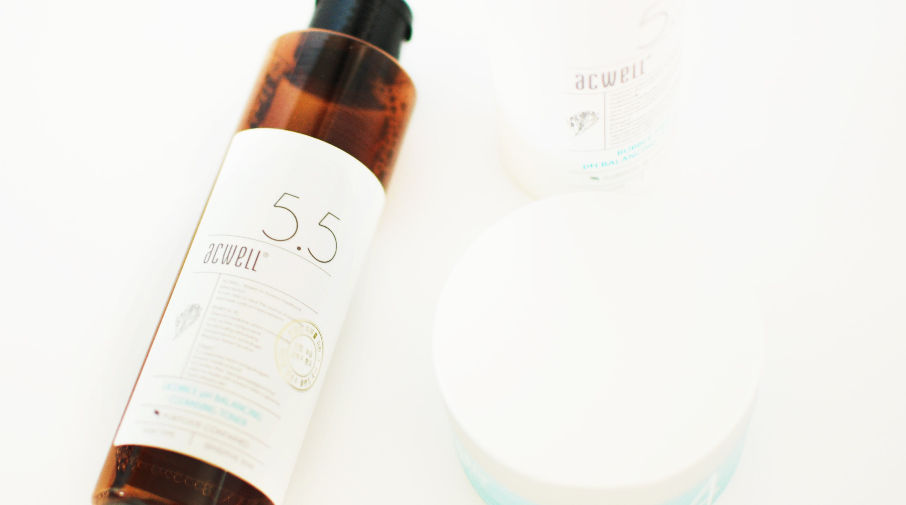 Image result for acwell licorice ph balancing cleansing toner
