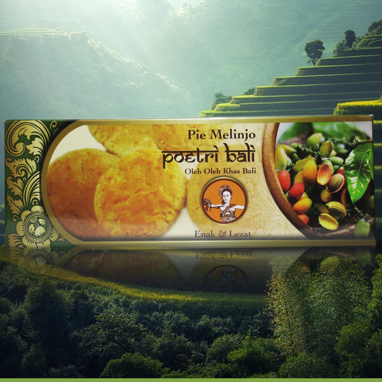 Hasil gambar untuk Pie Melinjo Poetri Bali